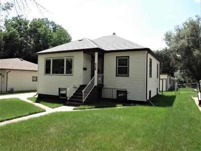 Bismarck Single Family Home For Sale: 506 N 16th Street