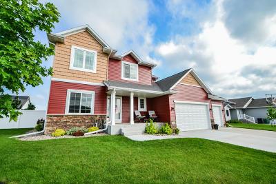 Bismarck Single Family Home For Sale: 1212 Salmon Street
