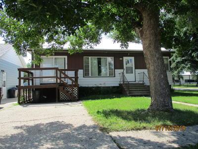 Turtle Lake Single Family Home For Sale: 304 Walnut Street
