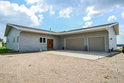 Linton Single Family Home For Sale: 1 Rudy Lane SW