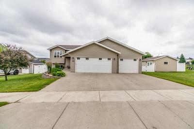 Mandan Single Family Home For Sale: 2300 Eastview Place SE