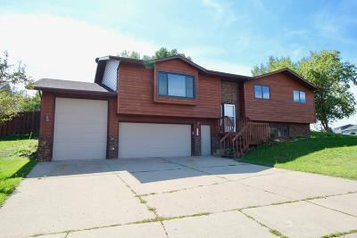 Mandan Single Family Home For Sale: 1913 Lincoln Place