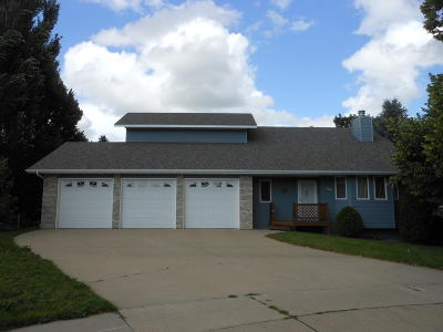 Bismarck Single Family Home For Sale: 360 Lunar Lane