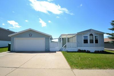 Bismarck Mobile/Manufactured For Sale: 4012 Avondale Drive