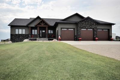 Bismarck Single Family Home For Sale: 9206 Sage Drive