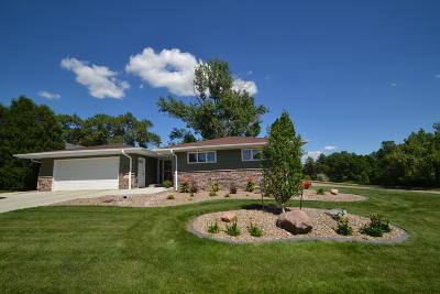 Bismarck Single Family Home For Sale: 1203 E Highland Acres Road