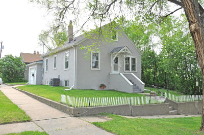 Mandan Single Family Home For Sale: 412 1st Ave Ne