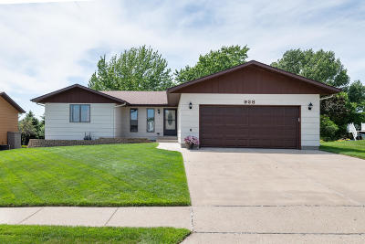 Bismarck Single Family Home For Sale: 928 N 32nd Street