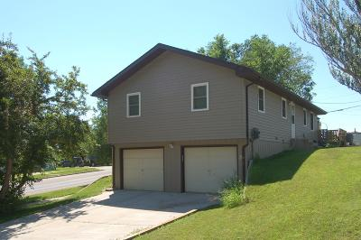 Bismarck Single Family Home For Sale: 1420 Divide Avenue E