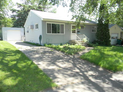Bismarck Single Family Home For Sale: 1509 16th Street