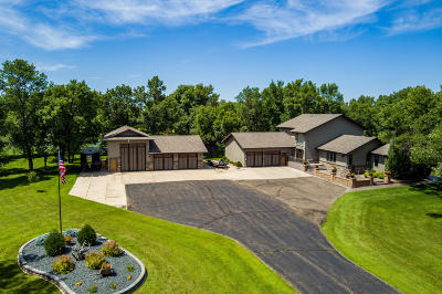 Bismarck Single Family Home For Sale: 6610 Apple Creek Drive