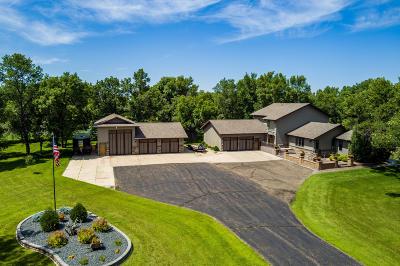 Bismarck Single Family Home For Sale: 6610 Apple Creek Drive