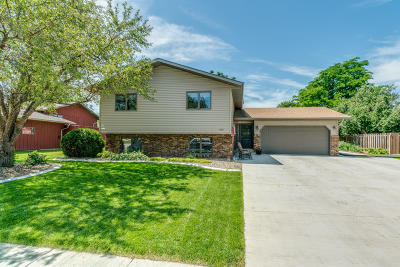 Bismarck Single Family Home For Sale: 1620 Billings Drive