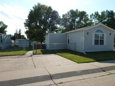 Bismarck Single Family Home For Sale: 4226 Claridge Loop