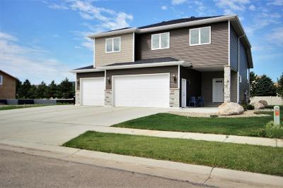 Bismarck Single Family Home For Sale: 3610 Meridian Drive