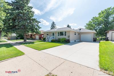 Bismarck Single Family Home For Sale: 1412 18th Street