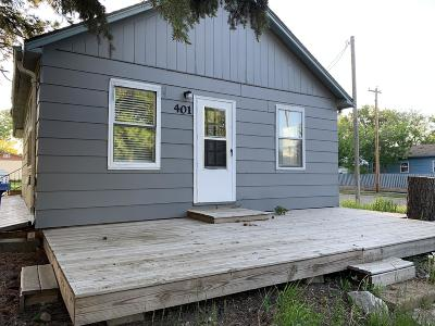 Single Family Home For Sale: 401 3rd Avenue SW