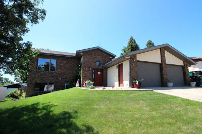 Bismarck Single Family Home For Sale: 826 N 32nd Street