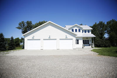 Bismarck Single Family Home For Sale: 5210 Apple Creek Drive