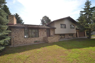 Bismarck Single Family Home For Sale: 9121 Sycamore Lane