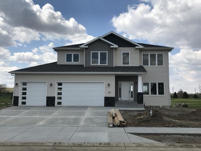 Mandan Single Family Home For Sale: 2021 34th Avenue SE