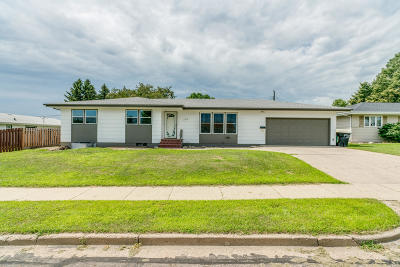Bismarck Single Family Home For Sale: 1108 29th Street N