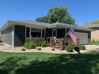 Bismarck Single Family Home For Sale: 1624 Columbia Drive