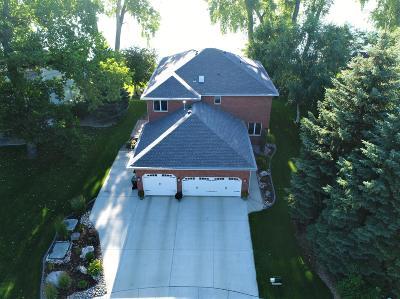 Mandan Single Family Home For Sale: 5014 South Bay Drive SE