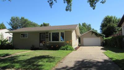Bismarck Single Family Home For Sale: 1501 Michigan Avenue