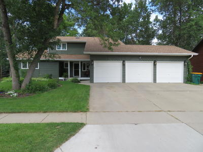 Bismarck Single Family Home For Sale: 726 Augsburg Avenue