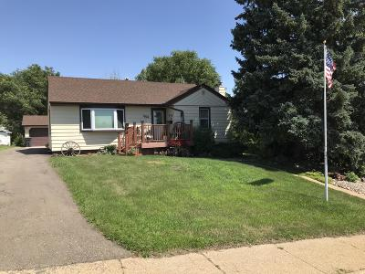 Mandan Single Family Home For Sale: 1004 6th Avenue NW