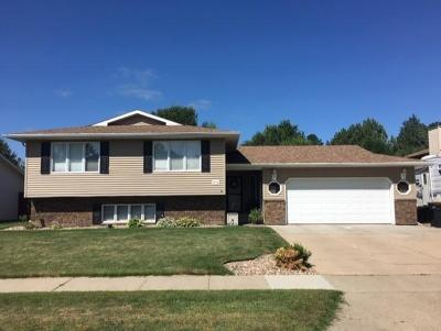 Bismarck Single Family Home For Sale: 1718 Reno Drive S