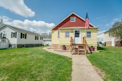 Mandan Single Family Home For Sale: 209 12th Avenue NE