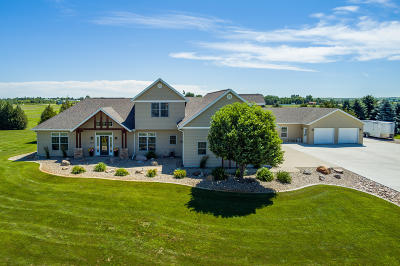Bismarck Single Family Home For Sale: 3523 Bottom Road