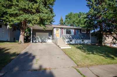 Bismarck Single Family Home For Sale: 1211 N 17th Street