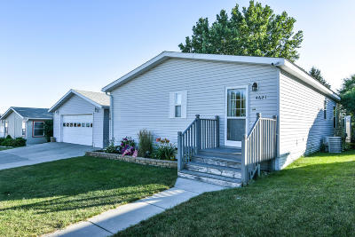 Bismarck Single Family Home For Sale: 4621 Patriot Drive