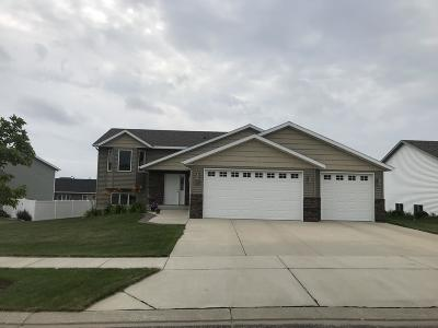 Bismarck Single Family Home For Sale: 5512 Yukon Drive