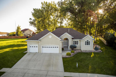 Bismarck Single Family Home For Sale: 642 Cottonwood Loop