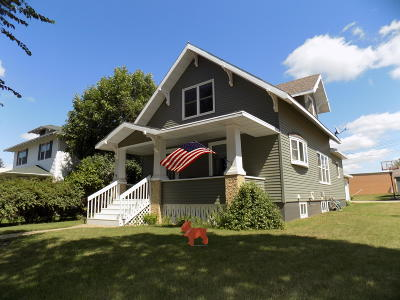 New Salem Single Family Home For Sale: 401 N 5th Street