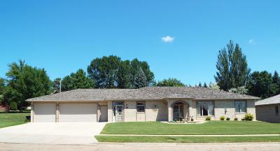 Bismarck Single Family Home For Sale: 120 Juniper Drive