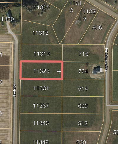 Residential Lots & Land For Sale: 11325 Pauls Drive