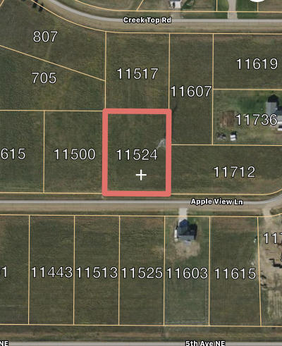 Residential Lots & Land For Sale: 11524 Apple View Lane