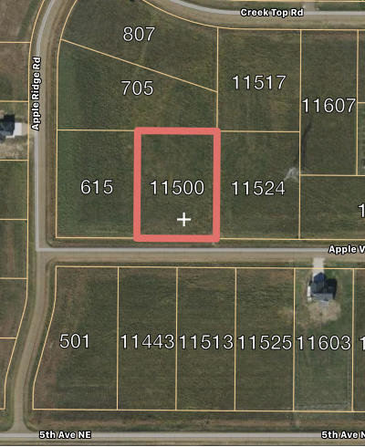 Residential Lots & Land For Sale: 11500 Apple View Lane