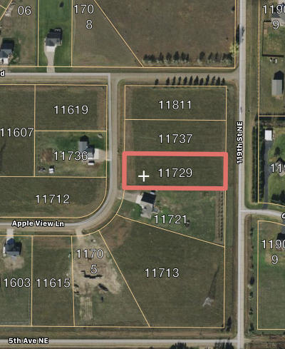 Residential Lots & Land For Sale: 11729 Apple View Lane
