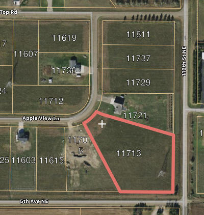 Residential Lots & Land For Sale: 11713 Apple View Lane