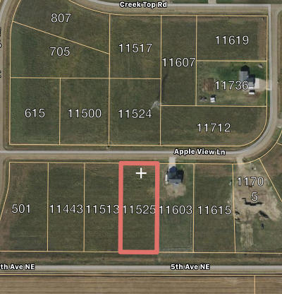 Residential Lots & Land For Sale: 11525 Apple View Lane