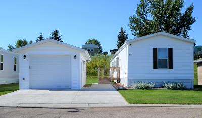Bismarck Mobile/Manufactured For Sale: 4005 N 19th Street #518