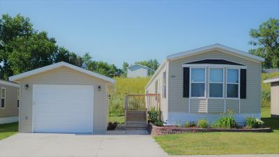 Bismarck Mobile/Manufactured For Sale: 4005 N 19th Street #509
