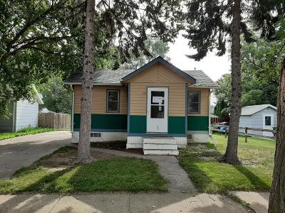 Mandan Single Family Home For Sale: 210 3rd Ave Sw Avenue SW