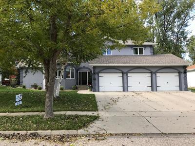 Bismarck Single Family Home For Sale: 2108 Boston Drive